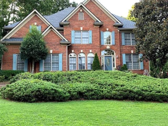155 Silk Leaf Drive, Johns Creek, GA 30097 (MLS #6945206) :: RE/MAX Prestige