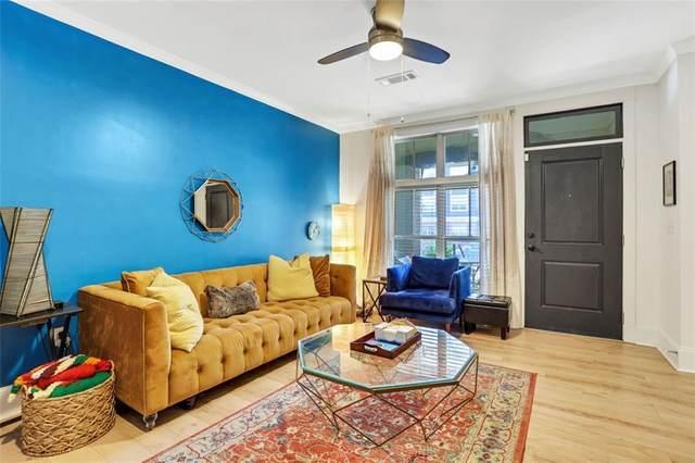 625 Piedmont Avenue #106, Atlanta, GA 30308 (MLS #6945211) :: Atlanta Communities Real Estate Brokerage