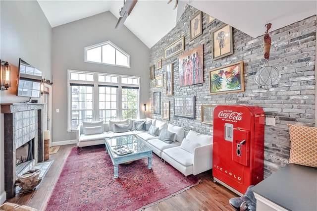 220 Renaissance Parkway Ne #1307, Atlanta, GA 30308 (MLS #6945224) :: The Cole Realty Group