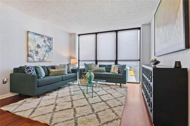 1280 W Peachtree Street NW #1202, Atlanta, GA 30309 (MLS #6945238) :: Atlanta Communities Real Estate Brokerage