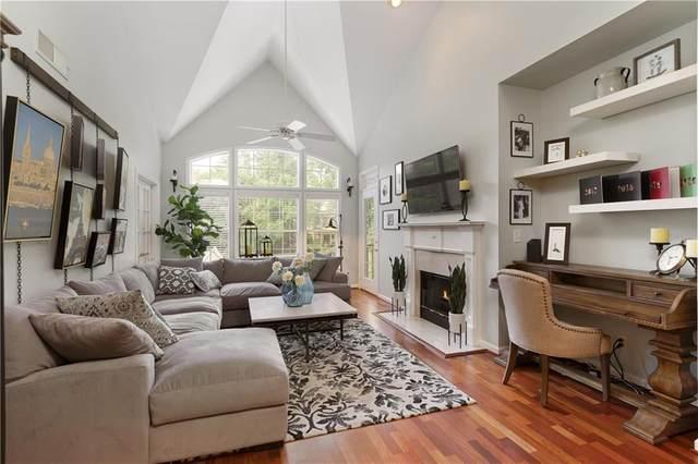 3047 Lenox Road NE #2301, Atlanta, GA 30324 (MLS #6945249) :: RE/MAX Paramount Properties