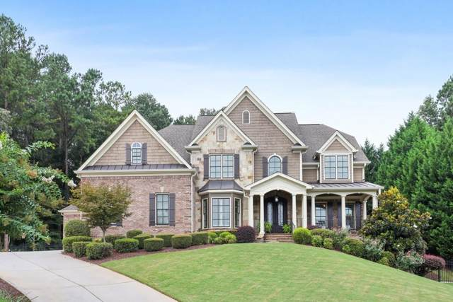 1375 Cooks Farm Court NW, Kennesaw, GA 30152 (MLS #6945250) :: Dawn & Amy Real Estate Team