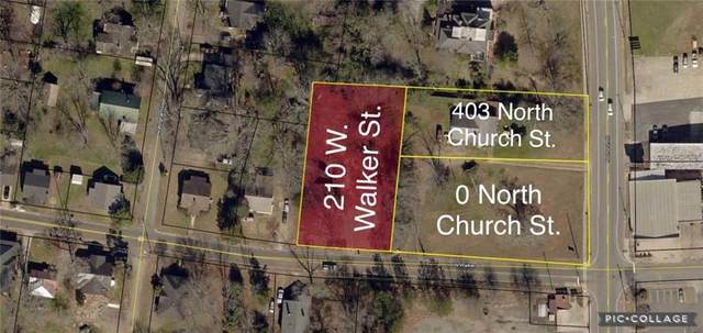 210 W Walker Street, Thomaston, GA 30286 (MLS #6945256) :: North Atlanta Home Team