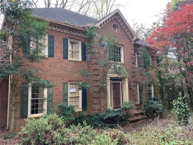 1883 Kanawha Drive, Stone Mountain, GA 30087 (MLS #6945257) :: North Atlanta Home Team