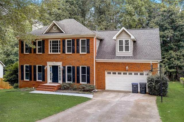 675 Prestonwood Drive, Lawrenceville, GA 30043 (MLS #6945261) :: Kennesaw Life Real Estate