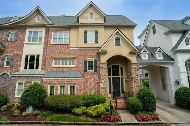 1351 Village Park Drive NE, Brookhaven, GA 30319 (MLS #6945264) :: Path & Post Real Estate