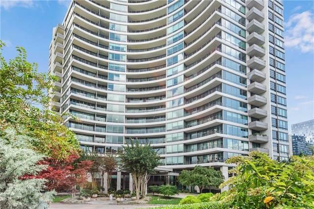 700 Park Regency Place NE #1206, Atlanta, GA 30326 (MLS #6945274) :: Tonda Booker Real Estate Sales