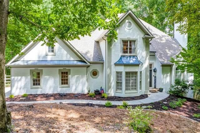 515 Deer Run Way, Woodstock, GA 30189 (MLS #6945279) :: North Atlanta Home Team