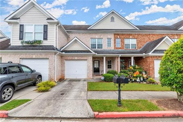 1782 Willow Branch Lane NW, Kennesaw, GA 30152 (MLS #6945284) :: North Atlanta Home Team