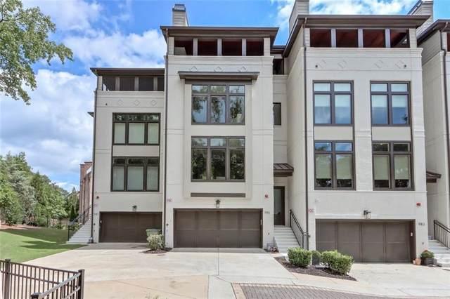 985 Laurel Court NE, Atlanta, GA 30326 (MLS #6945291) :: Kennesaw Life Real Estate