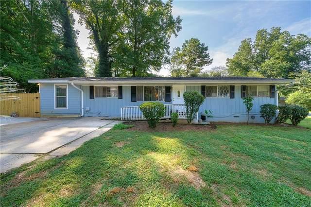 803 Port A Prince Court, Forest Park, GA 30297 (MLS #6945296) :: North Atlanta Home Team