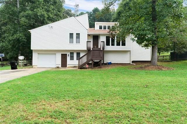6736 Galts Ferry Road, Acworth, GA 30102 (MLS #6945299) :: North Atlanta Home Team