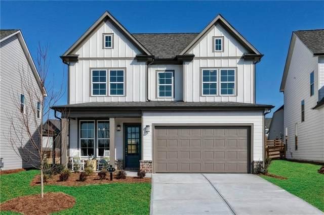 173 Fieldbrook Crossing, Holly Springs, GA 30115 (MLS #6945300) :: Kennesaw Life Real Estate