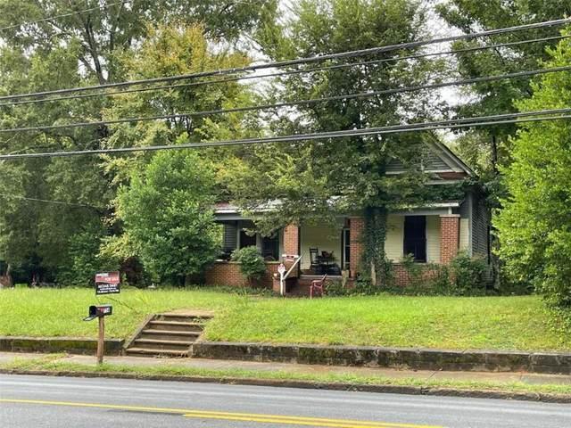 714 E East Avenue E, Cedartown, GA 30125 (MLS #6945301) :: RE/MAX Paramount Properties