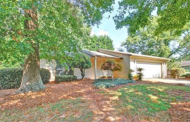 10230 Old Woodland Entry, Alpharetta, GA 30022 (MLS #6945308) :: Kennesaw Life Real Estate
