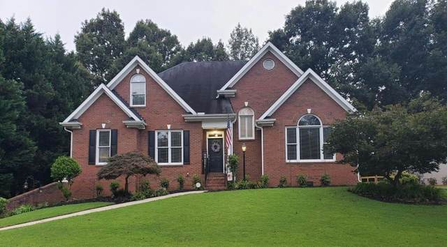 5409 Amity Drive, Powder Springs, GA 30127 (MLS #6945312) :: North Atlanta Home Team