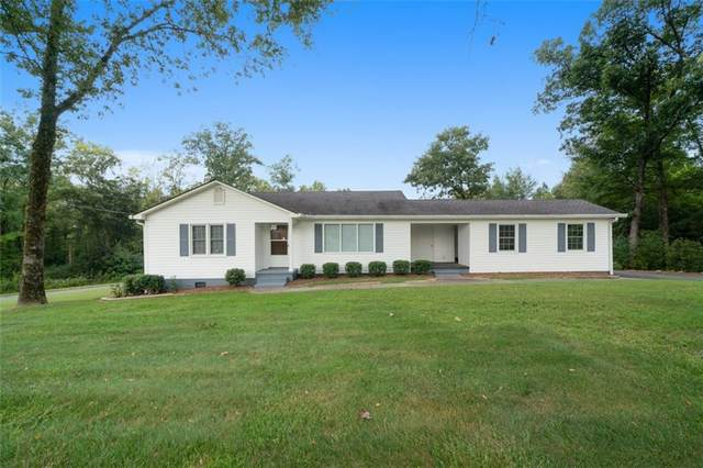 3464 Chatsworth Highway 225 NE, Calhoun, GA 30701 (MLS #6945324) :: Maximum One Partners
