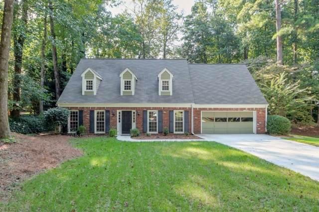 2277 Chimney Springs Drive, Marietta, GA 30062 (MLS #6945345) :: Kennesaw Life Real Estate