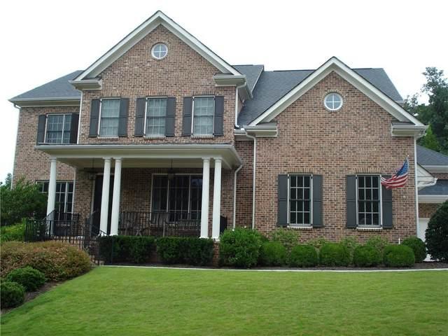 410 Tavern Circle, Sandy Springs, GA 30350 (MLS #6945355) :: North Atlanta Home Team