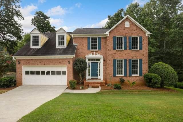 270 Wood Shoals Court, Alpharetta, GA 30022 (MLS #6945357) :: Kennesaw Life Real Estate