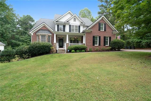 495 Old Mill Road, Ball Ground, GA 30107 (MLS #6945385) :: RE/MAX Paramount Properties