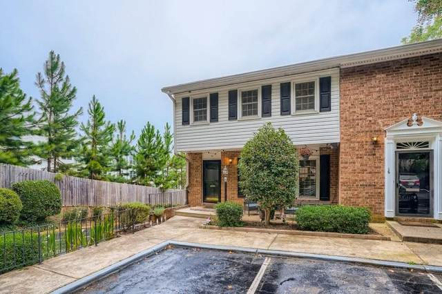 6520 Roswell Road #15, Sandy Springs, GA 30328 (MLS #6945402) :: The Realty Queen & Team