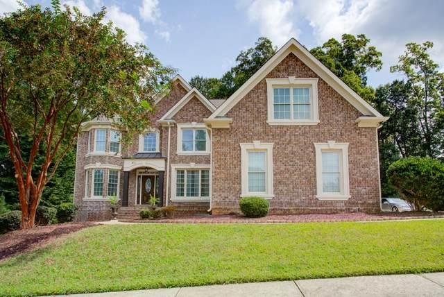 7415 Thoreau Circle, Atlanta, GA 30349 (MLS #6945406) :: North Atlanta Home Team