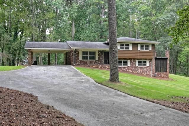 1561 Thunderwood Lane SW, Mableton, GA 30126 (MLS #6945409) :: North Atlanta Home Team