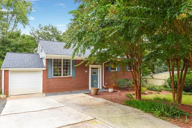 3777 Montford Drive, Chamblee, GA 30341 (MLS #6945414) :: The Cole Realty Group