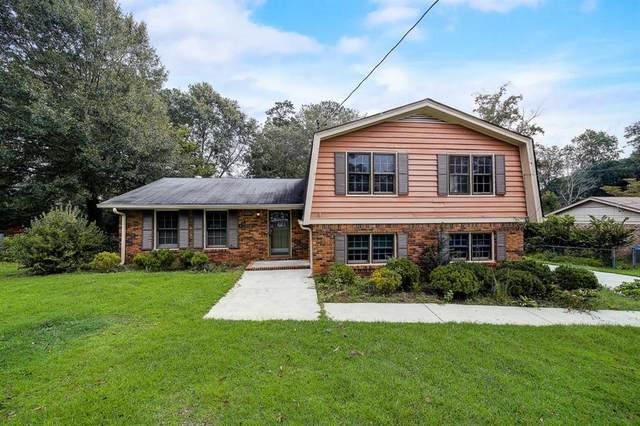 277 Lancelot Way, Lawrenceville, GA 30046 (MLS #6945415) :: Atlanta Communities Real Estate Brokerage