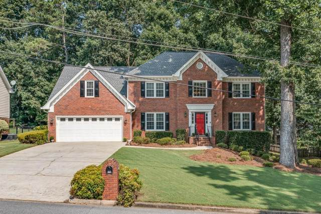 5797 Lost Grove Drive NW, Lilburn, GA 30047 (MLS #6945416) :: The Realty Queen & Team
