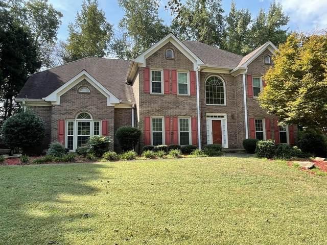 981 Marbury Court, Marietta, GA 30064 (MLS #6945430) :: North Atlanta Home Team