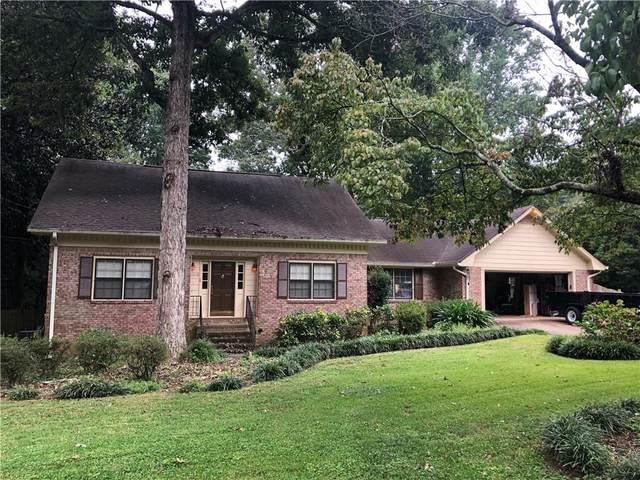 5122 Pine Grove Court, Stone Mountain, GA 30087 (MLS #6945432) :: North Atlanta Home Team