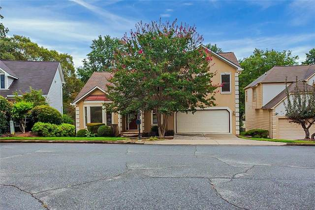 9070 Club River Drive, Roswell, GA 30076 (MLS #6945438) :: The Realty Queen & Team