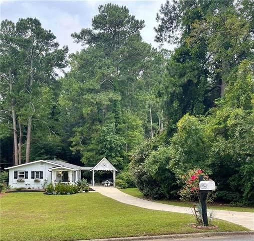 1912 Kenwood Road SE, Smyrna, GA 30082 (MLS #6945449) :: Atlanta Communities Real Estate Brokerage