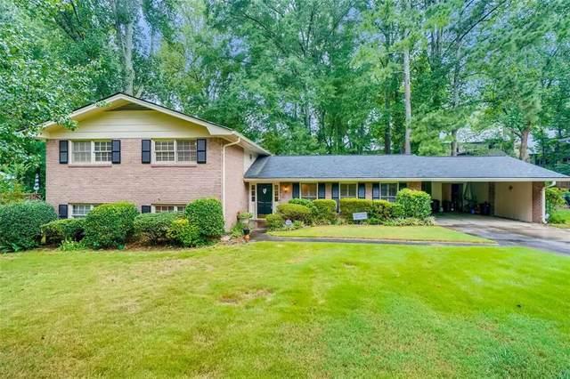 4854 Summerford Drive, Atlanta, GA 30338 (MLS #6945458) :: Path & Post Real Estate