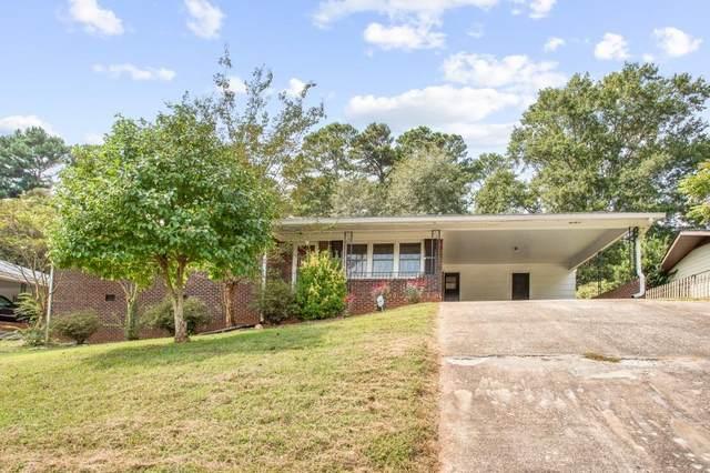4110 Deerwood Parkway SE, Smyrna, GA 30082 (MLS #6945468) :: Kennesaw Life Real Estate