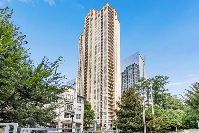 3445 Stratford Road #2805, Atlanta, GA 30326 (MLS #6945471) :: Atlanta Communities Real Estate Brokerage