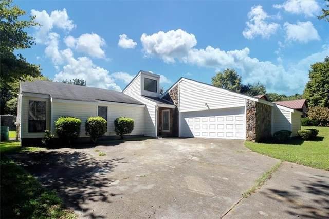384 River Chase Drive, Jonesboro, GA 30238 (MLS #6945476) :: Virtual Properties Realty