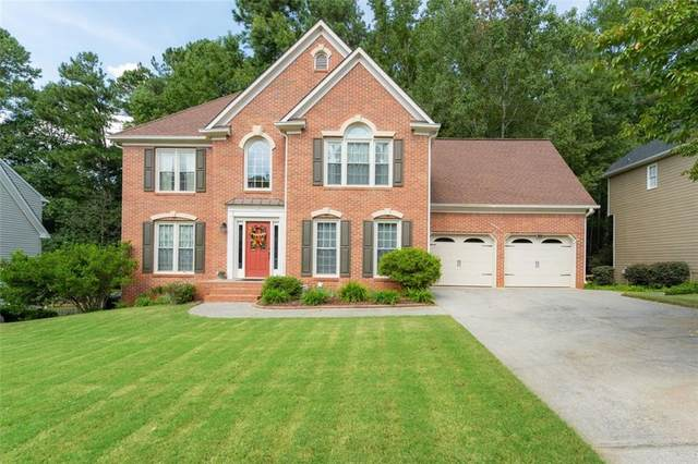 928 Grandview Way NW, Acworth, GA 30101 (MLS #6945486) :: Dawn & Amy Real Estate Team