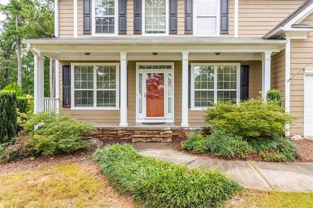 1608 Waterdance Lane NW, Kennesaw, GA 30152 (MLS #6945497) :: North Atlanta Home Team