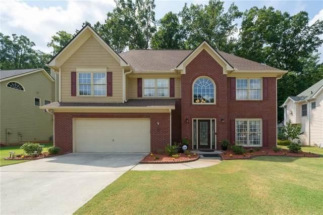 575 Golden Meadows Lane, Suwanee, GA 30024 (MLS #6945508) :: The Cole Realty Group