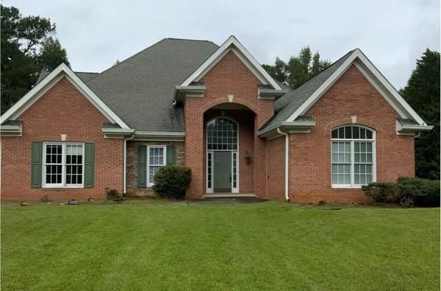 170 Jay Trail, Fayetteville, GA 30215 (MLS #6945510) :: North Atlanta Home Team