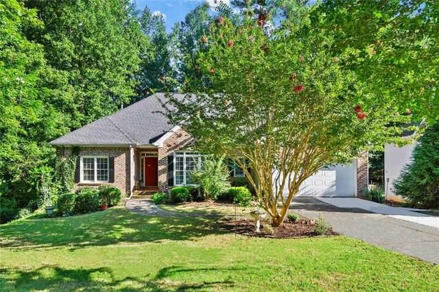 6420 Ivey Pine Pointe, Cumming, GA 30040 (MLS #6945513) :: North Atlanta Home Team