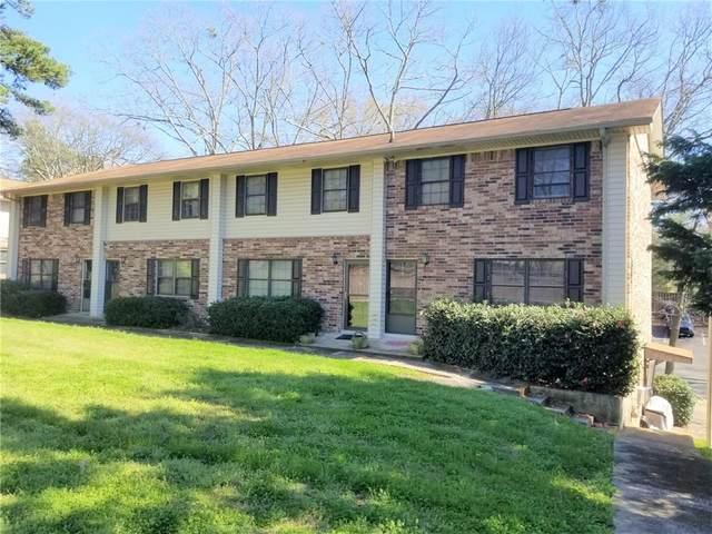 1235 Riverside Drive H4, Gainesville, GA 30501 (MLS #6945514) :: The Hinsons - Mike Hinson & Harriet Hinson