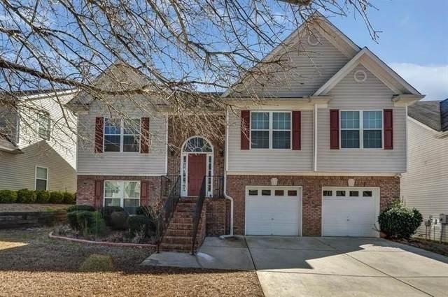 4030 Preserve Lane, Snellville, GA 30039 (MLS #6945517) :: Dillard and Company Realty Group