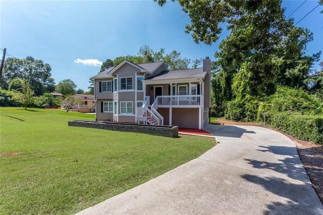 1114 Rays Road, Stone Mountain, GA 30083 (MLS #6945518) :: Dawn & Amy Real Estate Team