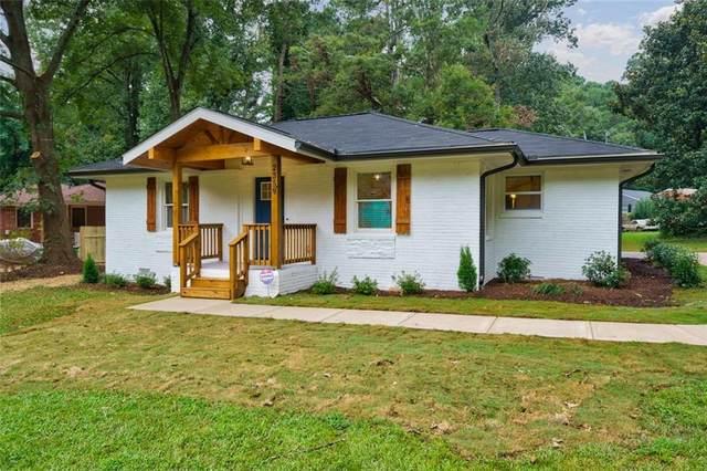 2359 Mark Trail, Decatur, GA 30032 (MLS #6945522) :: The Hinsons - Mike Hinson & Harriet Hinson