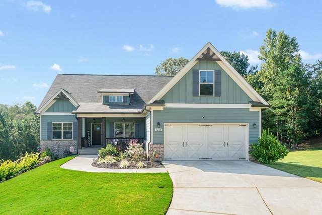 1215 Shiva Boulevard, Winder, GA 30680 (MLS #6945535) :: North Atlanta Home Team
