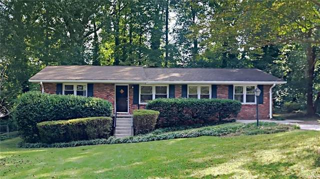 3171 Lindmoor Drive, Decatur, GA 30033 (MLS #6945536) :: The Cole Realty Group